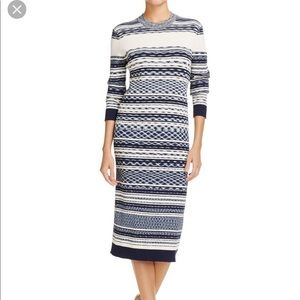 Tory Burch Julie sweater dress